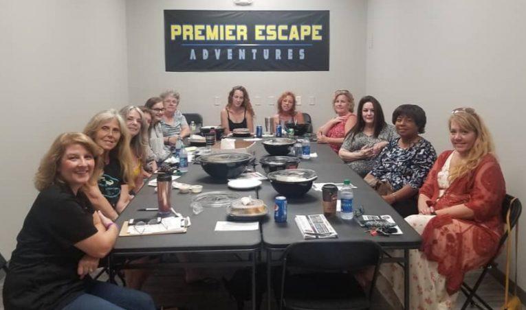 Corporate Team Building At Premier Escape Adventures in Brandenton Florida
