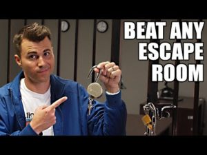 The Key to Winning - 3 Tips to Successfully Beat an Escape Room