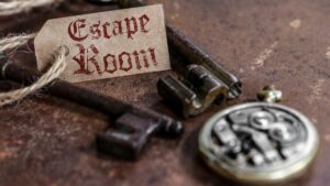 Learning What Escape Rooms and Virtual Escape Games Are