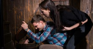 Why Escape Rooms are the Perfect First Date Destination